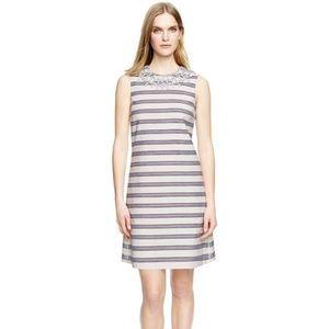 Tory Burch Kaylin Striped Shift Dress 6